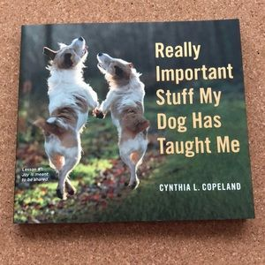 Book:  Really Important Stuff My Dog Has Taught Me